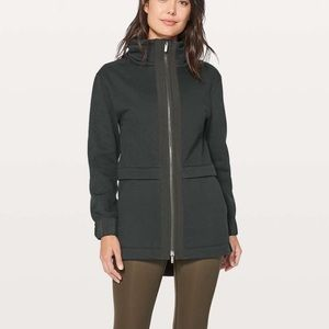 Lululemon Light As Warmth Black Jacket